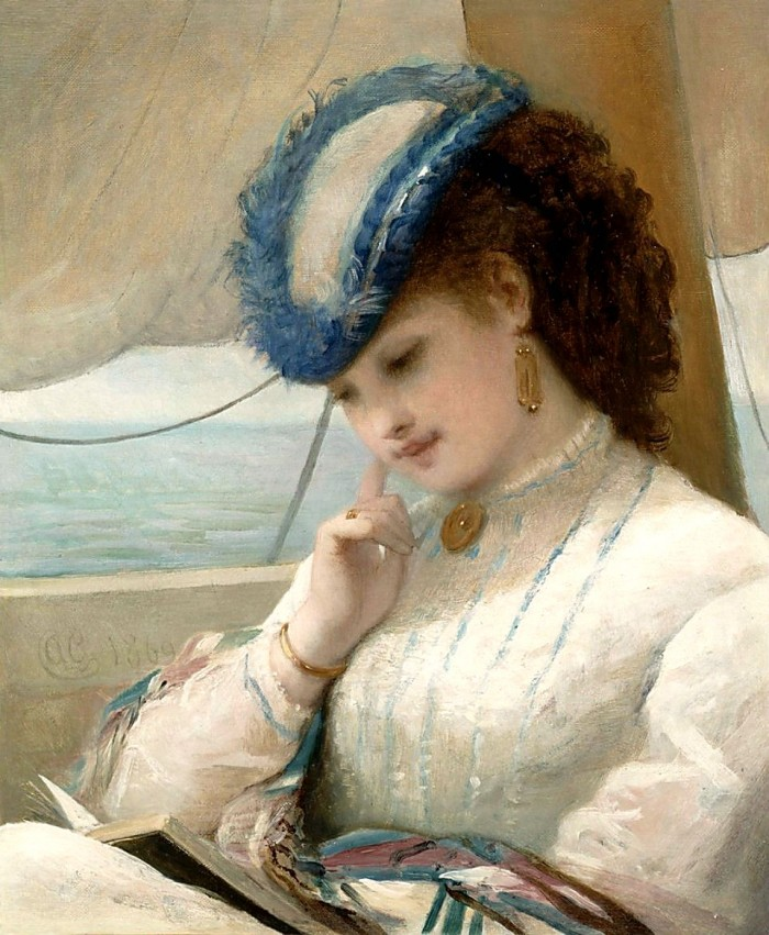 Edward-Henry-Corbould---A-Girl-Reading-in-a-Sailing-Boat-1869.jpg