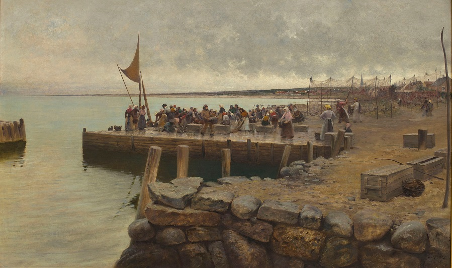 FISKARE-I-TOREKOVS-HAMN-FISHERMEN-IN-THE-HARBOUR-OF-TOREKOV-SWEDEN.jpg