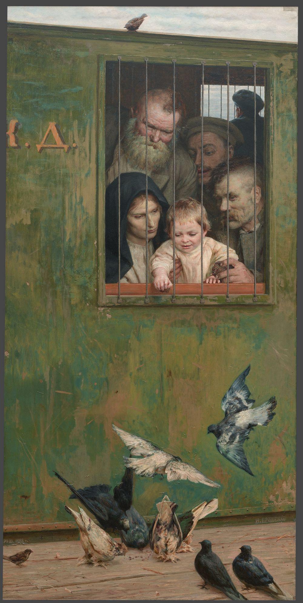 Живописец Николай Александрович Ярошенко (1846 — 1898) | Часть IV