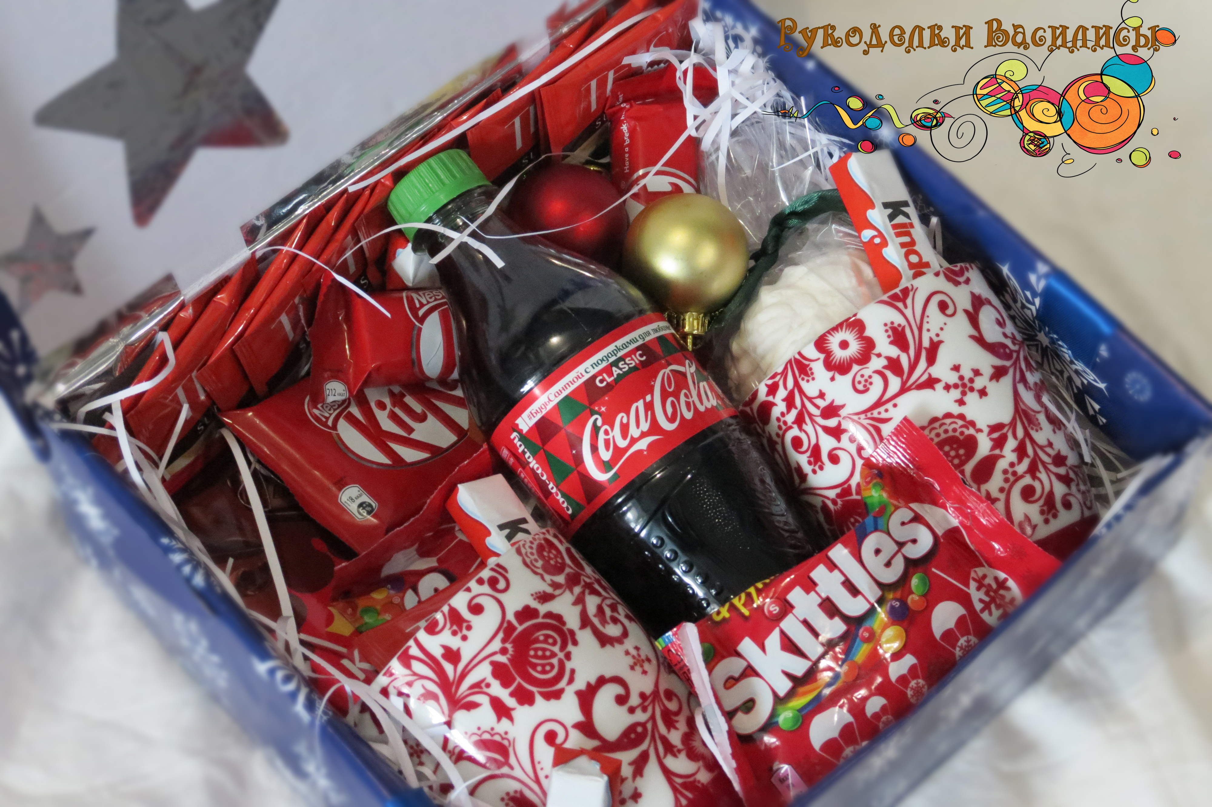 конфеты, оформление подарка, подарочная коробочка, рукоделки василисы, торт из конфет, шоколад