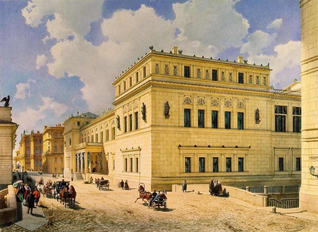 Сокровища Эрмтажа. Премацци, Луиджи (1814—1891) | ЧАСТЬ III