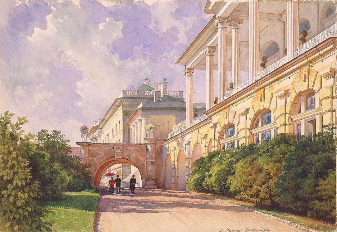 Сокровища Эрмтажа. Премацци, Луиджи (1814—1891) | ЧАСТЬ II
